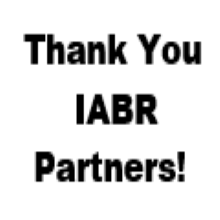 Thank You IABR Partners